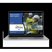 Automotive Industry Safety Programs (A-SAF-001) WBT