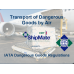 Transport of Dangerous Goods by Air